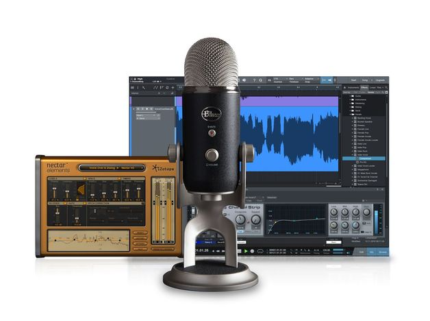 Blue Microphones Yeti Pro Studio for