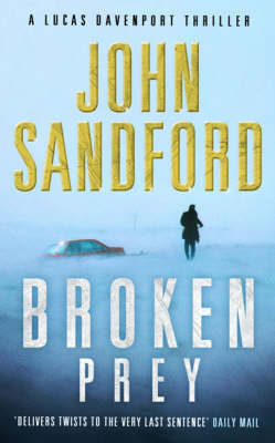 Broken Prey by John Sandford image