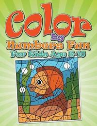Color by Numbers Fun by Bowe Packer