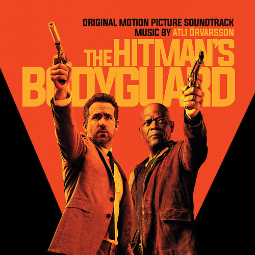 The Hitman's Bodyguard by Alti Orvarsson