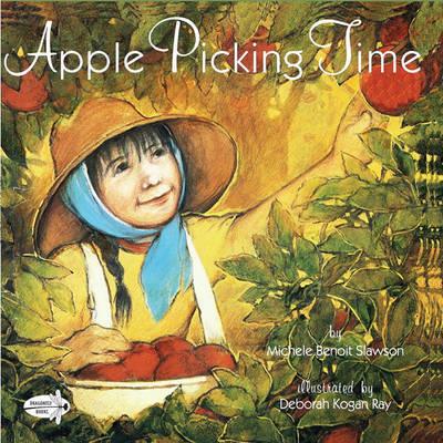 Apple Picking Time by Michele Benoit Slawson image