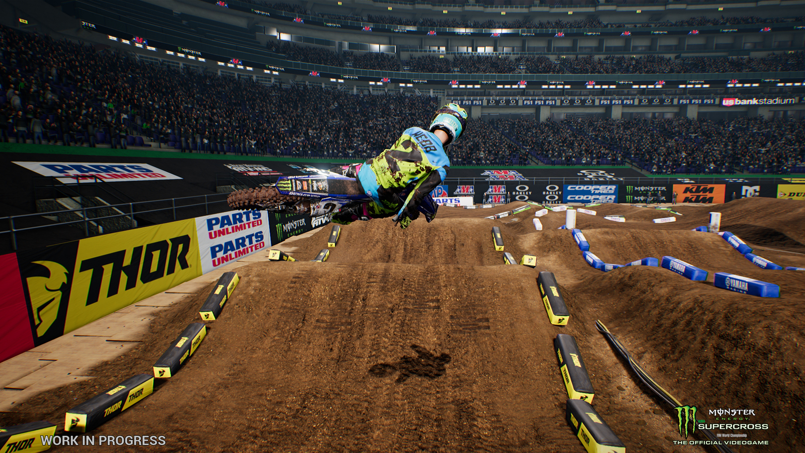 monster energy supercross the official videogame pc. Black Bedroom Furniture Sets. Home Design Ideas