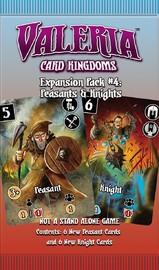 Valeria: Card Kingdoms Expansion Pack 4 - Peasants & Knights