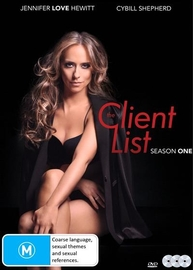 The Client List - Season One on DVD