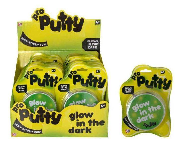 Pro Putty - Glow in the Dark Putty image