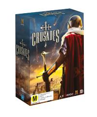 The Crusades Box Set on DVD
