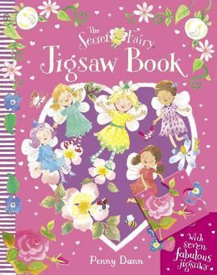 Secret Fairy Jigsaw Book by Penny Dann image
