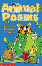 Animal Poems by Jennifer Curry image