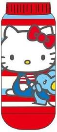 Mokkomoko Socks Sanrio Hello Kitty Border Kids 13-18cm