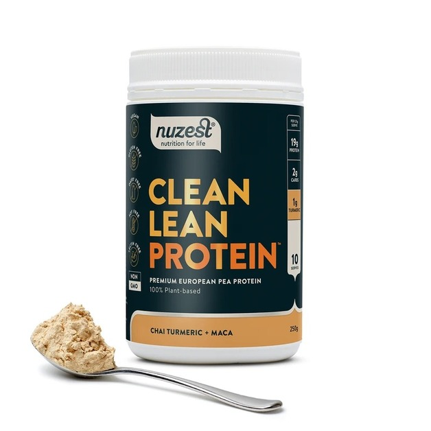Nuzest: Clean Lean Protein - Chai Turmeric Maca (250g)