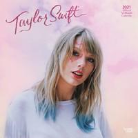 Taylor Swift 2021 Square Wall Calendar