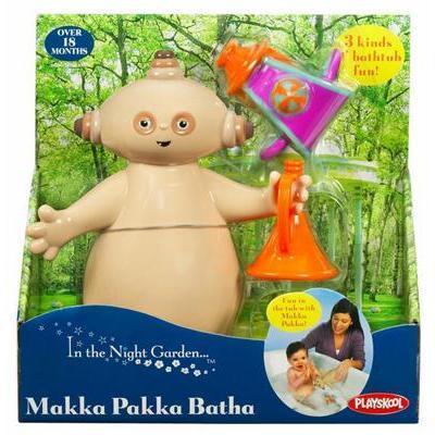 In The Night Makka Pakka Bathtime
