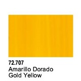 Vallejo Game Air Gold Yellow Acrylic Paint (17ml)