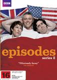 Episodes - Series 2 DVD