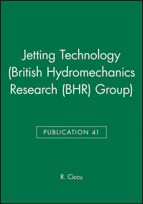 15th International Conference on Jetting Technology by R. Ciccu