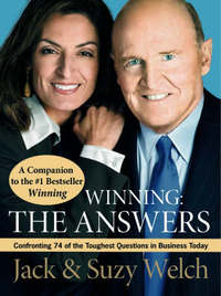 Winning: The Answers by Jack Welch image