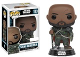 Star Wars: Rogue One - Saw Gererra Pop! Vinyl Figure