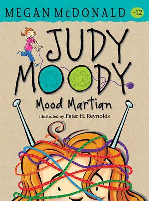 Judy Moody, Mood Martian by McDonald Megan
