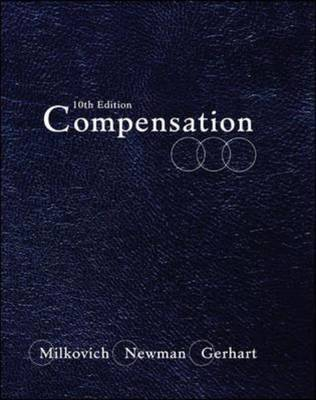 Compensation by George T Milkovich