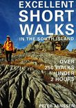 Excellent Short Walks in the South Island by Peter Janssen