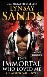 The Immortal Who Loved Me by Lynsay Sands