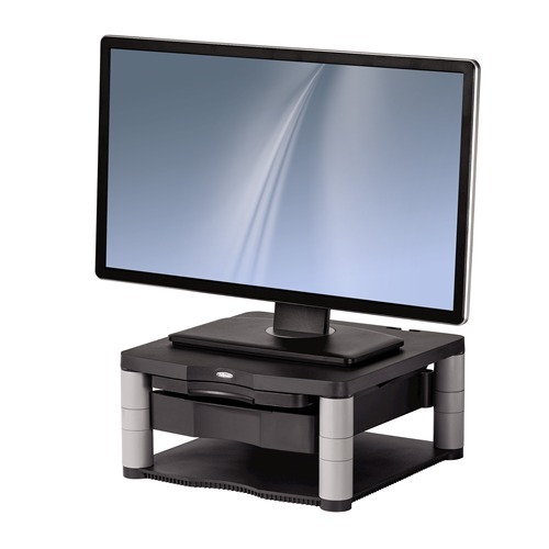 Fellowes Monitor Riser - Plus - Graphite