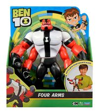 Ben 10: Large Figures - Four Arms