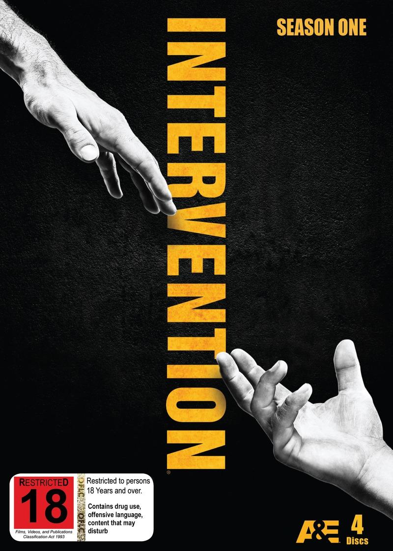 Intervention - Season 1 on DVD image