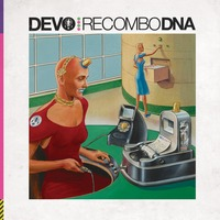 Recombo DNA - (Splattered Clear Vinyl Collection) by Devo