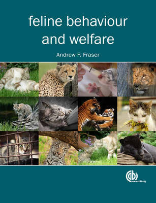 Feline Behaviour and Welfare by Andrew Fraser