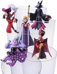 Disney: PUTITTO Villains - Mini-Figure (Blind Box)