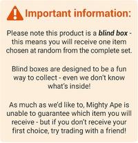 "Dunny: Basquiat Series - 3"" Vinyl Minifigure (Blind Box)"