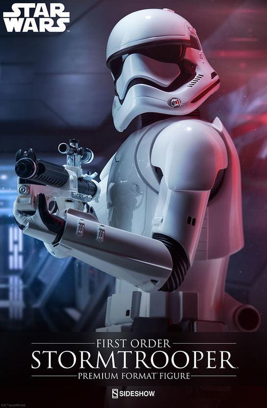 "Star Wars: First Order Stormtrooper - 19.5"" Premium Format Figure"
