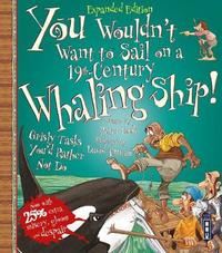 You Wouldn't Want To Sail On A 19th-Century Whaling Ship! by Peter Cook