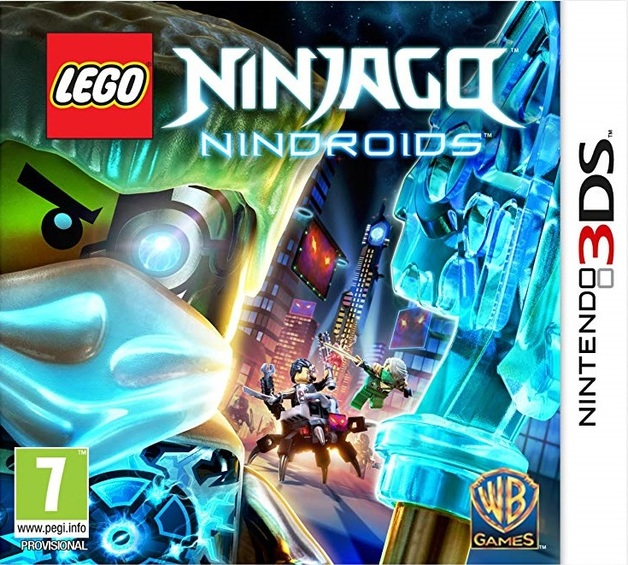 LEGO Ninjago Droids for 3DS
