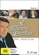 Country Practice, A - Series 4: Part 1 (12 Disc Box Set) on DVD