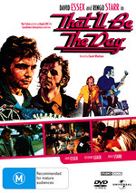 That'll Be The Day on DVD