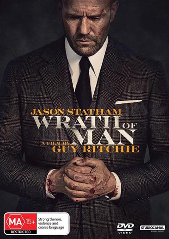 Wrath Of Man on DVD