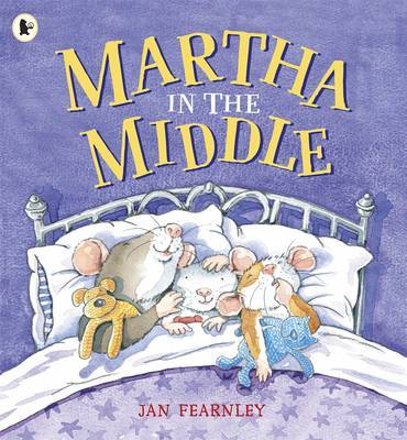 Martha In The Middle by Jan Fearnley image