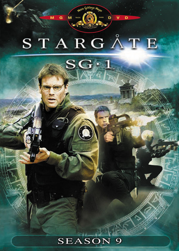 Stargate SG-1 - Season 9 (6 Disc Box Set) on DVD image