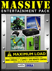Xbox Massive Entertainment Pack for Xbox