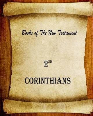 Book of the New Testament 2nd Corinthians by MR Billy R Fincher image