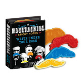 Unemployed Philosophers Guild - Sticky Notes Moustachios