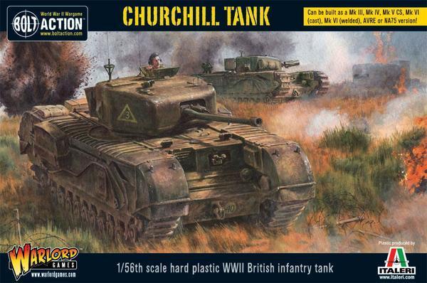 Churchill Infantry Tank image