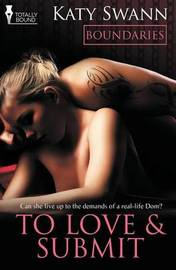 Boundaries: To Love and Submit by Katy Swann
