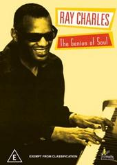 Ray Charles: The Genius Of Soul on DVD