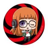 Persona 5: Can Badge - (Futaba Sakura Deformed Ver.)