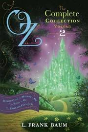 Oz, the Complete Collection, Volume 2 by L.Frank Baum