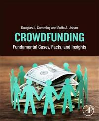 Crowdfunding by Douglas J. Cumming