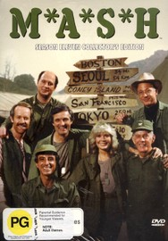 MASH - Complete Season 11 (3 Disc Box Set) on DVD image